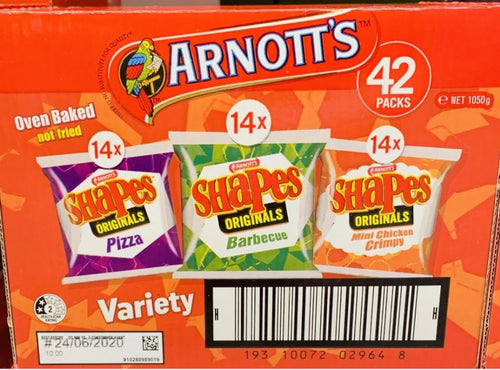 Shapes 42 Packs