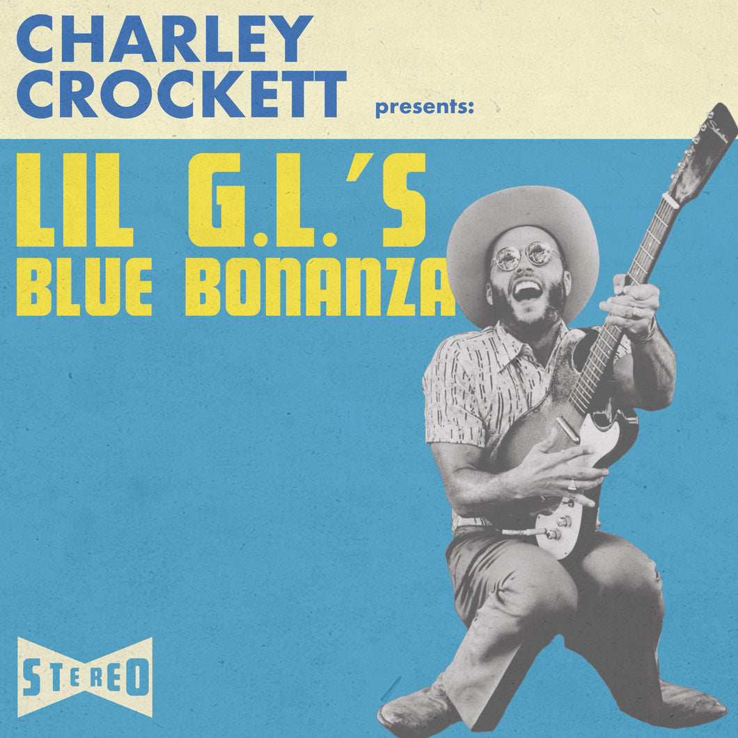 Lil G.L.'s Blue Bonanza CD