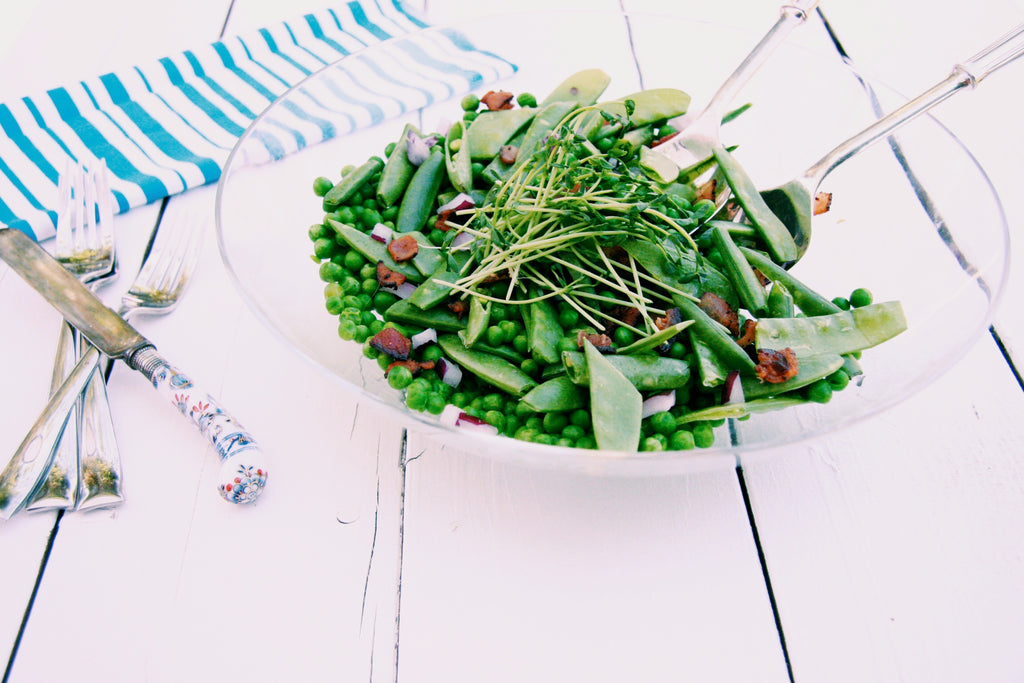Four Pea Salad