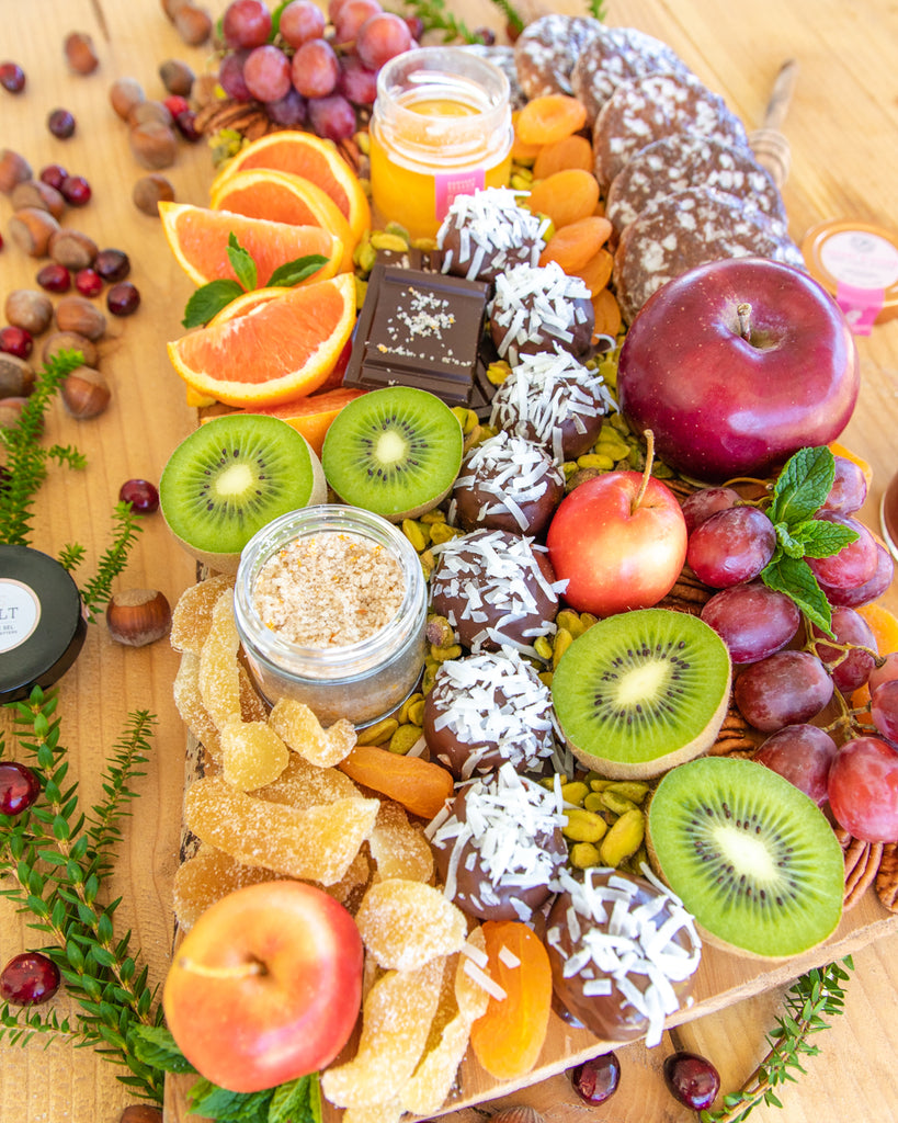 Holiday Dessert Board