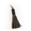 Brown Leather Tassels