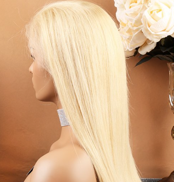 Straight 613 Full Lace Wig