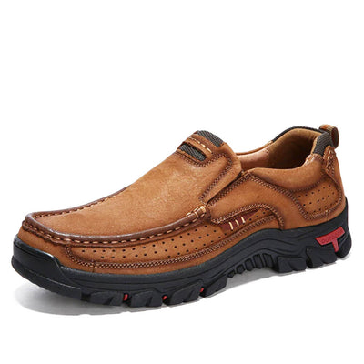 Stunor Mr. Imperial Men Leather Shoes