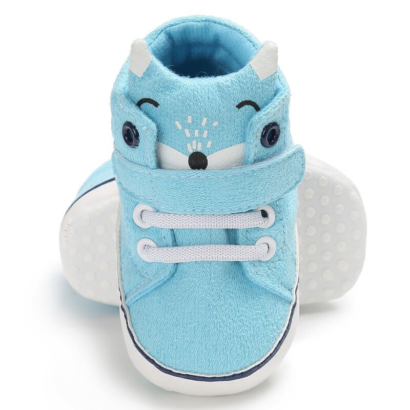 Baby Leg Care Adorable Sneakers