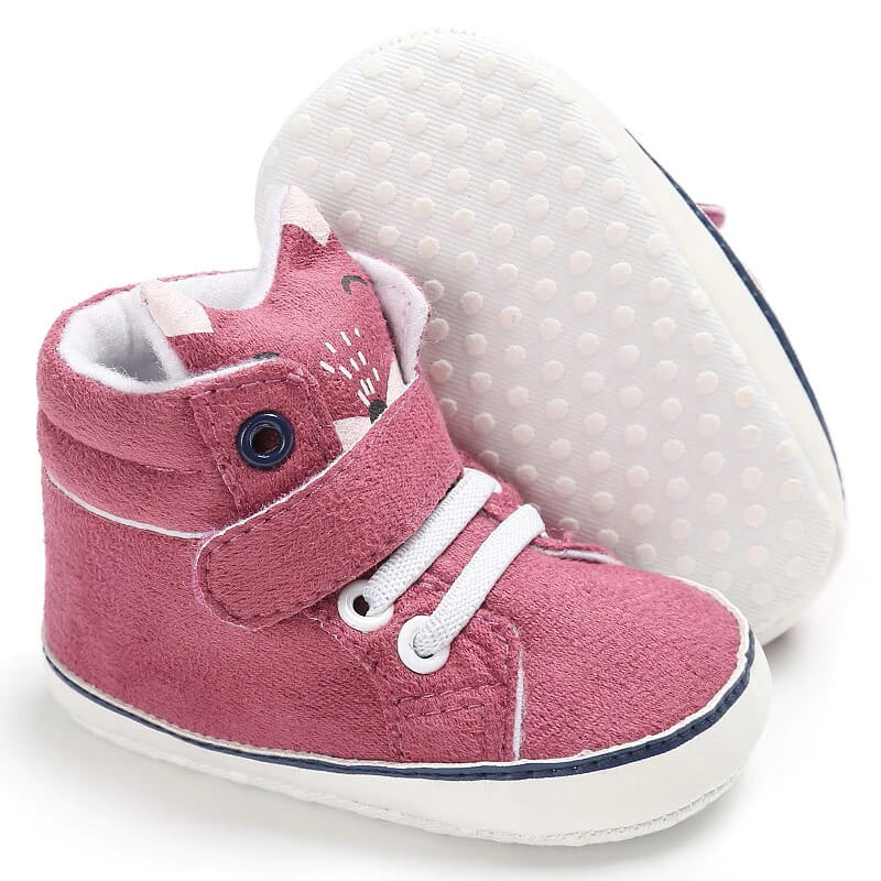Baby Leg Care Adorable Sneakers - INT