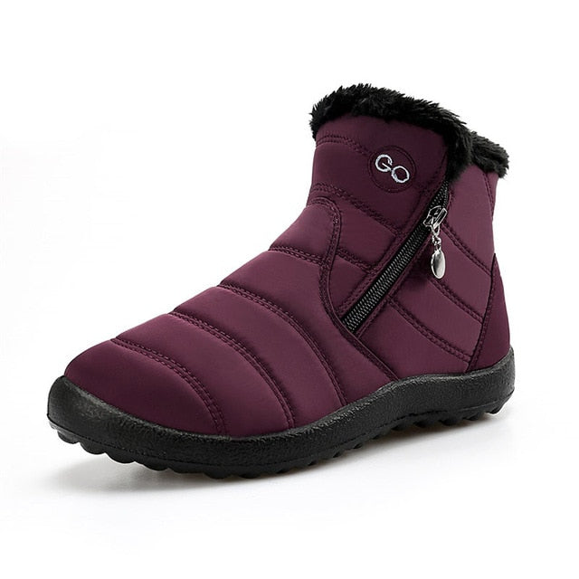 Stunor Comfy Healthy Feet Women Boots