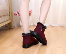 Load image into Gallery viewer, Stunor Fancy Ankle Winter Women's Boots