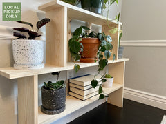 4 Wide Plant Stand