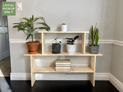 4 Wide Plant Stand Without Trellis