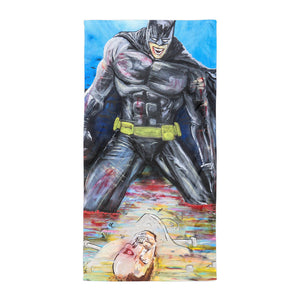 Batman vs Towelinator