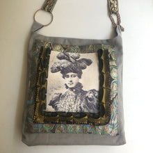 Load image into Gallery viewer, Princess Ka' iulani Guitar Strap Bag - AnneDePasquale