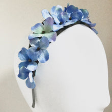 Load image into Gallery viewer, Hydrangea Headband - AnneDePasquale