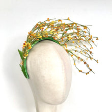 Load image into Gallery viewer, Wild Goddess Fascinator