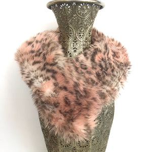 Faux Fur Coat collar - AnneDePasquale