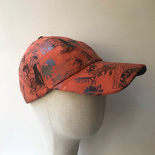 Load image into Gallery viewer, Leather baseball cap