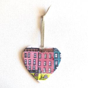 I Love New York ornament