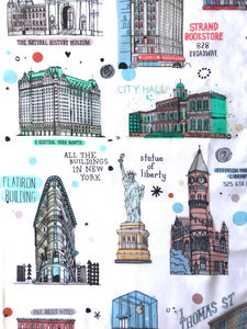 New York City tea towels - AnneDePasquale