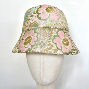 Brocade Bucket Hat