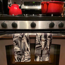 Load image into Gallery viewer, New York City tea towels - AnneDePasquale