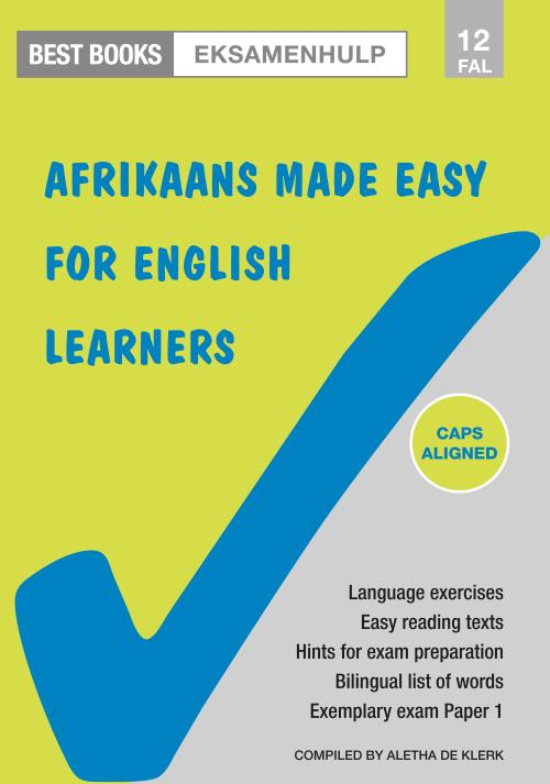 Best Books Eksamenoefenboek for Grade 12 Afrikaans First Additional Language
