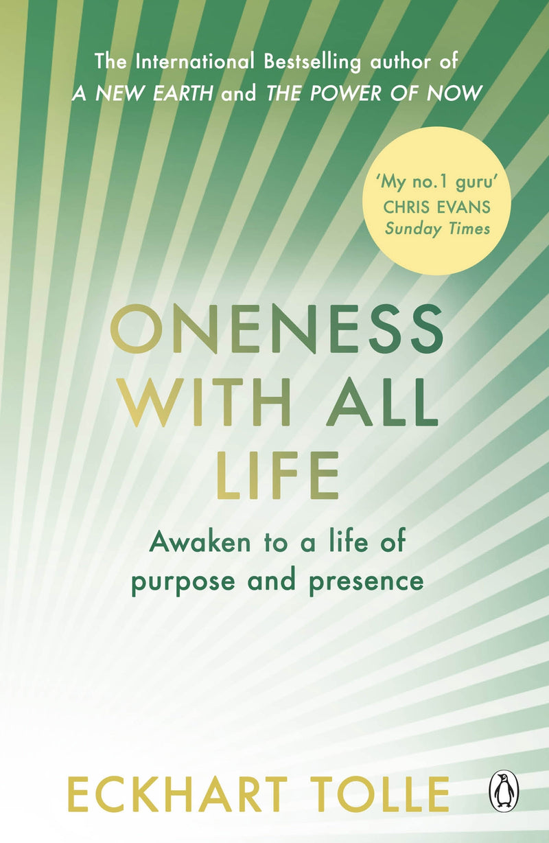 Oneness With All Life by Eckhart Tolle (Expected Jan 2021)