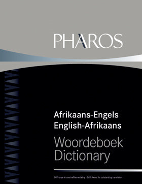 Pharos Afrikaans-Engels Woordeboek | Dictionary English-Afrikaans