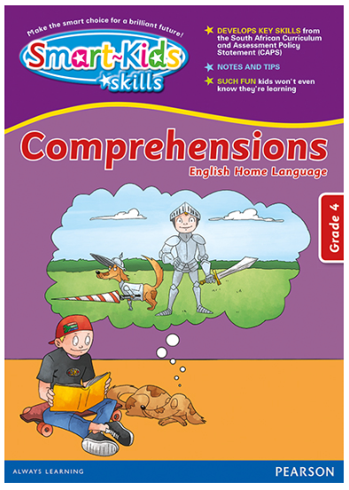 Smart-Kids Skills - Comprehensions Grade 4