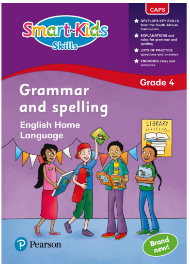 Smart-Kids Skills - Grammar and Spelling Grade 4
