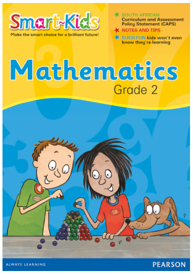 Smart-Kids Mathematics Grade 2 Workbook