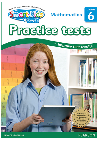 Smart-Kids Practice Tests - Mathematics Grade 6
