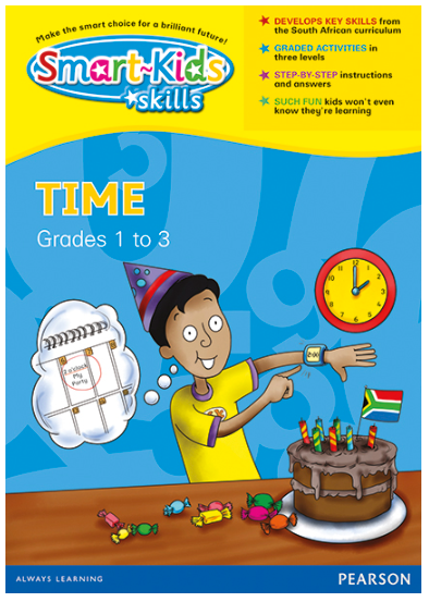Smart-Kids Skills - Time Grades 1 to 3