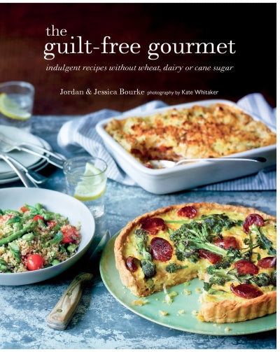 The Guilt-Free Gourmet by Jordan Bourke