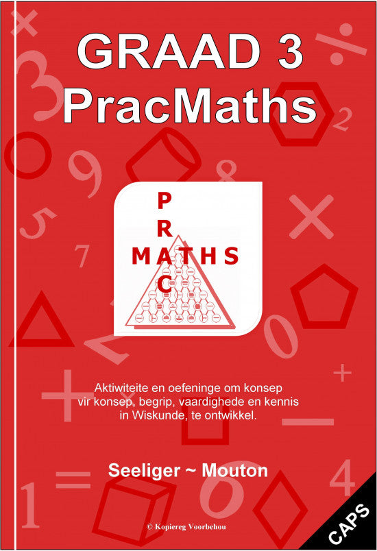 Gr 3 Prac Maths (Afr) + Memo
