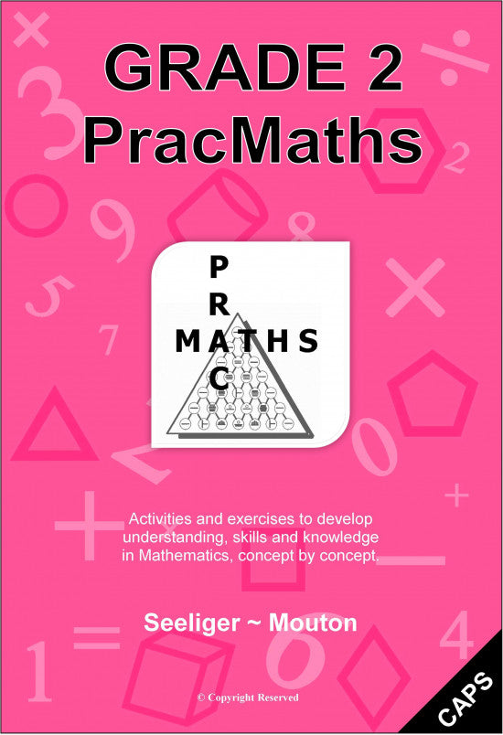 Gr 2 Prac Maths (Eng) + Memo