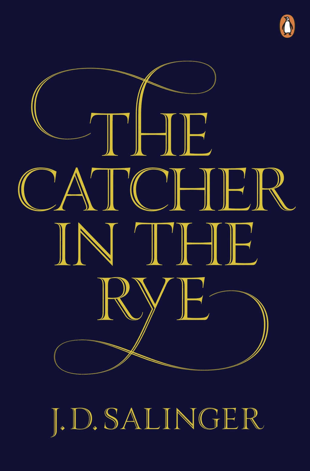 Catcher in the Rye by J D Salinger - UPPERcase