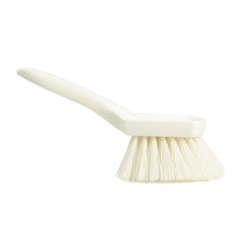 Short Handle Medium Bristles Wash Brush