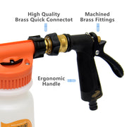 Multi-Purpose Foam Gun w. 900ml Bottle