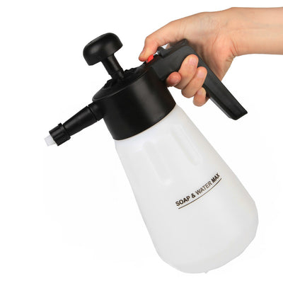 Hand Pump Foam Sprayer (1.5L) - CarCarez Professional Auto Detailing and Cleaning Products