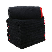 "Long/Short Hair Microfiber Towel (16""x16"", 380GSM, Pack of 6)"