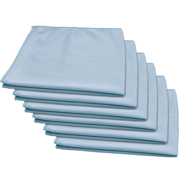 "Long/Short Hair Microfiber Towel (16""x24"", 380GSM, Pack of 4) - CarCarez Professional Auto Detailing and Cleaning Products"