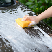 Microfiber Bug Scrubber Sponge - CarCarez Professional Auto Detailing and Cleaning Products