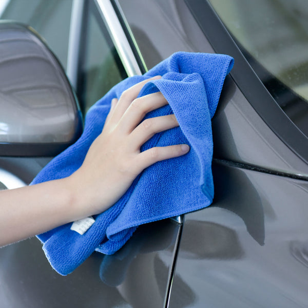 Auto Cleaning Car Wash Drying Microfiber Basic Towel,15