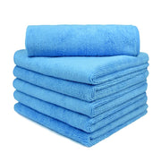 "Microfiber Towel (15""x15"", 260GSM, Pack of 6)"