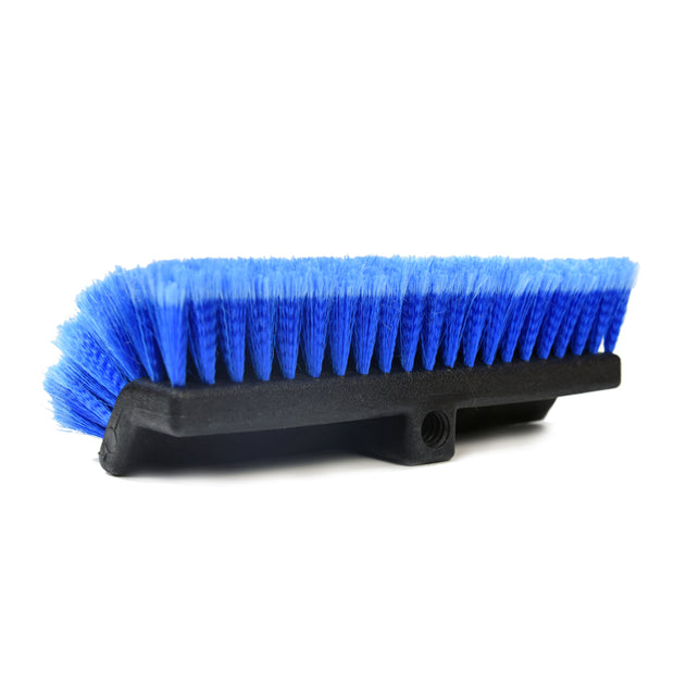 "13"" Angled Feathered Flow-Thru Brush Head - CarCarez Professional Auto Detailing and Cleaning Products"