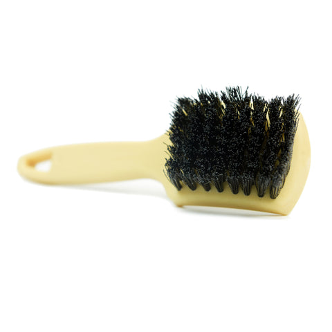 PP Bristle Rim Wheel and Tire Brush (Pack of 2) - CarCarez Professional Auto Detailing and Cleaning Products