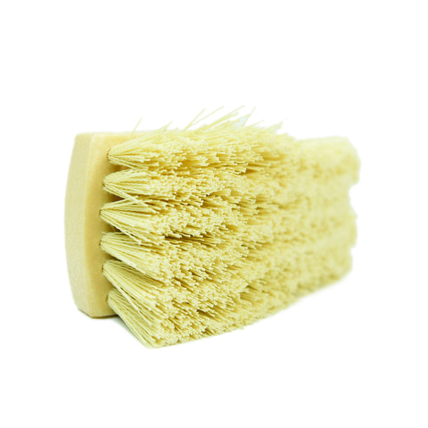 Leather & Textile Upholstery Brush (Pack of 2) - CarCarez Professional Auto Detailing and Cleaning Products