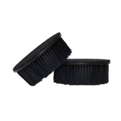 "5"" Rotary Upholstery Power Brush w. 2"" Bristles, Velcro Backing (Pack of 2) - CarCarez Professional Auto Detailing and Cleaning Products"