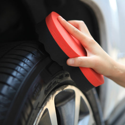 Foam Applicator & Polishing Pad - CarCarez Professional Auto Detailing and Cleaning Products