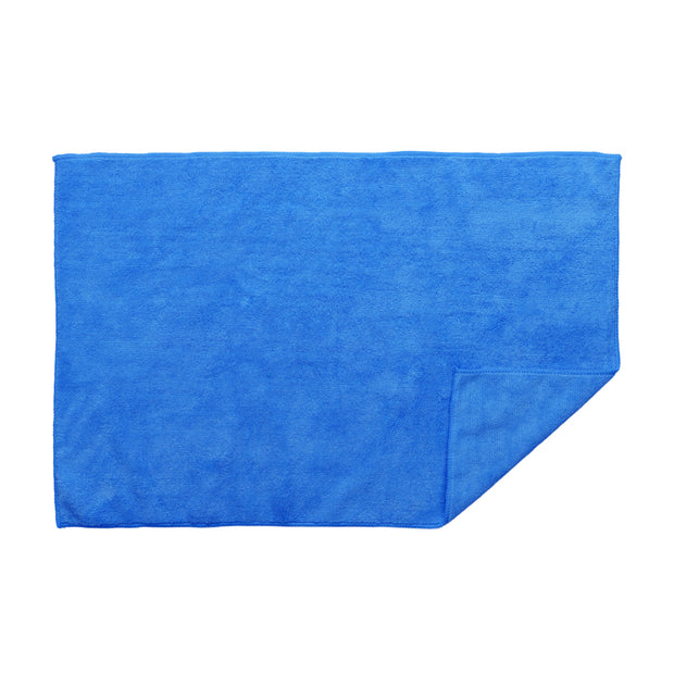 "Wash & Dry Premium Microfiber Towel (16""x24"", 380GSM, Pack of 4)"
