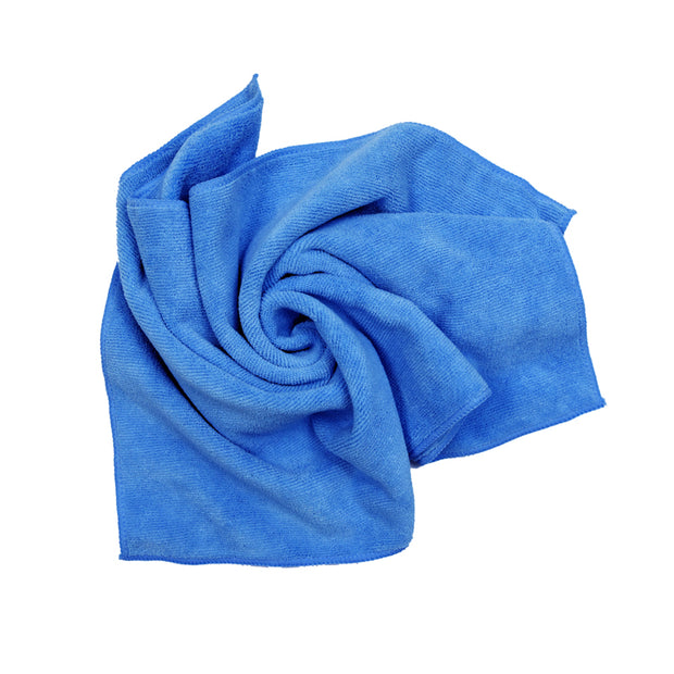 "Wash & Dry Premium Microfiber Towel (16""x24"", 380GSM, Pack of 6) - CarCarez Professional Auto Detailing and Cleaning Products"
